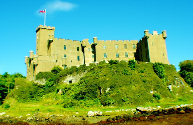 Dunvegan Castle, Isle of Skye, Scotland