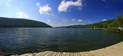 life blue summer hot green nature canon fun outdoors pano sunny panoramic fresh heat environment pristine drinkingwater skaneateleslake skaneateles 2013 southendskaneateleslake