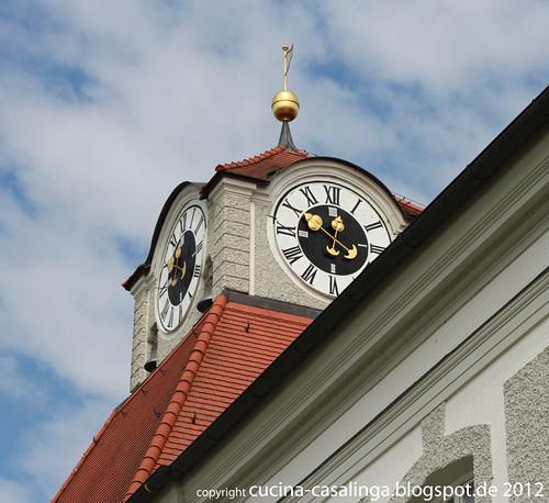Uhr Nymphenburg