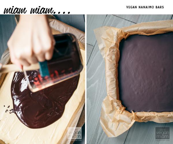 Ms. Cupcake Vegan Nanaimo Bars