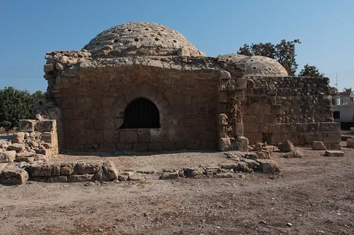 Paphos: antichi bagni termali