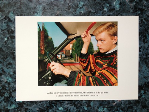 Martin Parr 'From A to B' 1994