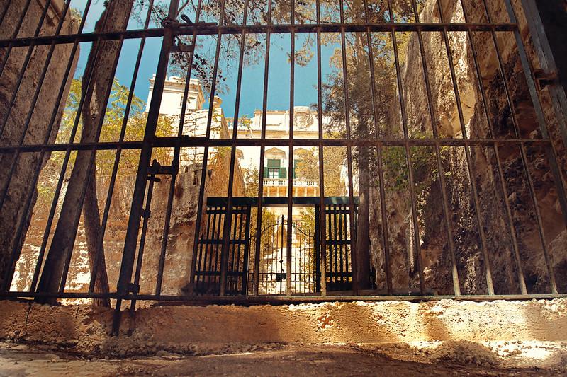 Verdala Palace in Buskett Gardens - Malta