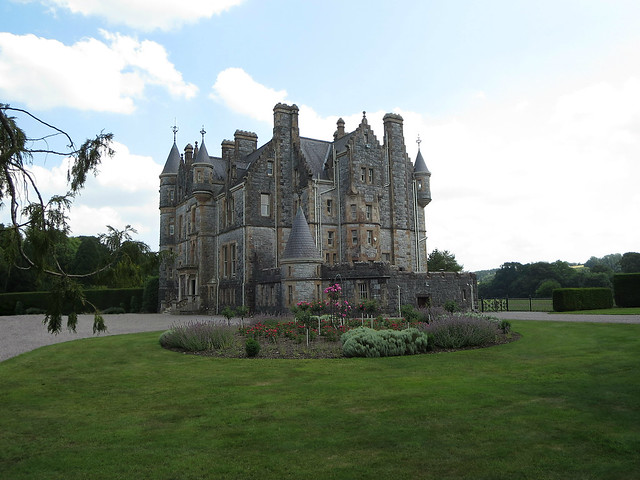 Blarney Castle House,  Cork, Ireland