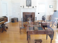 White house interior