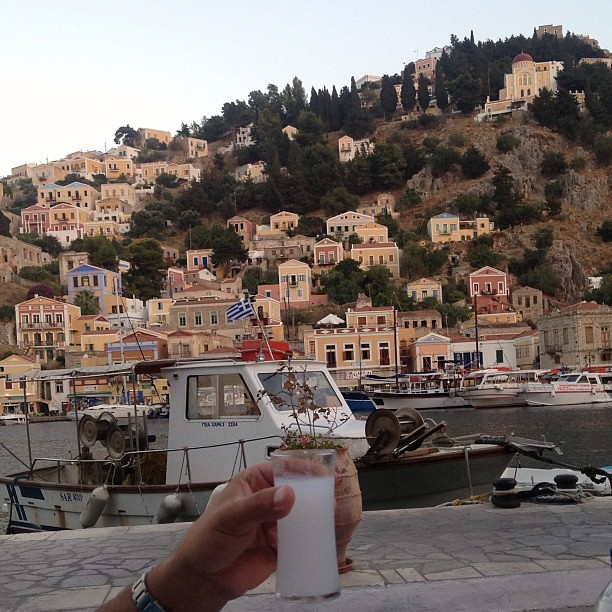 Barbayannis ouzo ✨