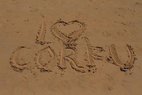 I LOVE CORFÙ