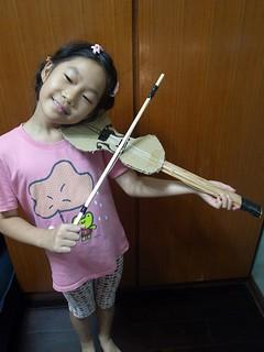 20130420-yoyo做了一把小提琴-1