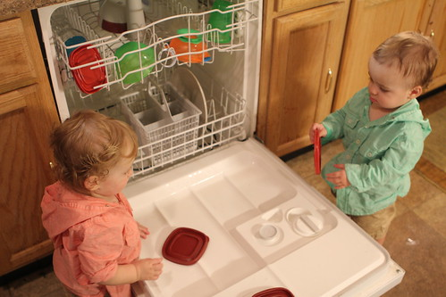 Dishwasher Fun