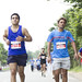 Running the Hyderabad Half-Marathon 2013 by teemus