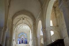 Abadía Nouaillé-Maupertuis