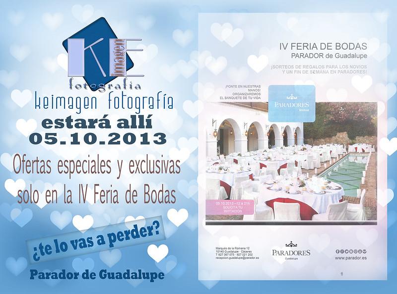 keimagen-Paradores Feria Guadalupe 2013