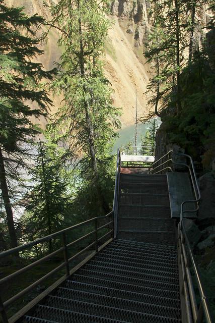 stairway shot