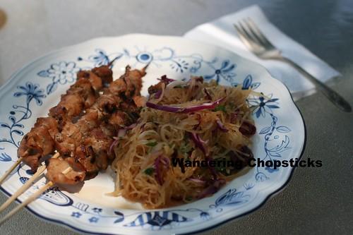 Goi Bi Soi Chay (Vietnamese Vegetarian Spaghetti Squash Salad) 9