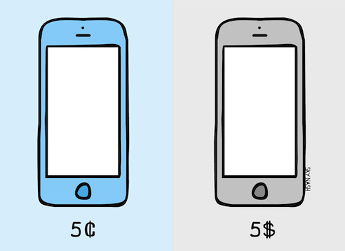 iphone 5 s c