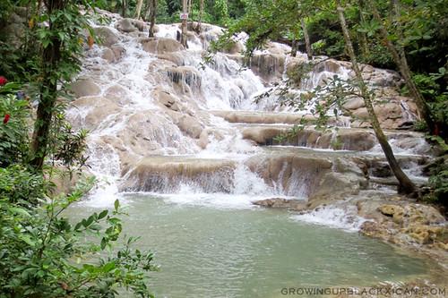 jamaica_ Dunns River Falls