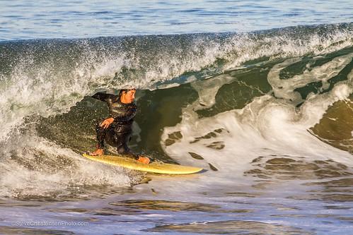 Steve Christensen: Surfing the Venice Pier