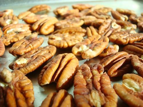 Pecans for pie