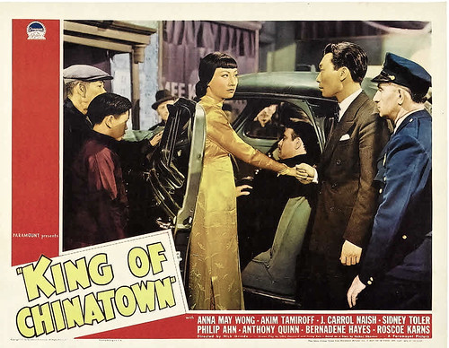 King of Chinatown (Paramount, 1939). Lobby Card (11