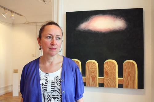Alexandra Skarp ställer ut på Konstforum