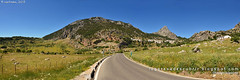 Carreteras de montaña (Grazalema, Cádiz)