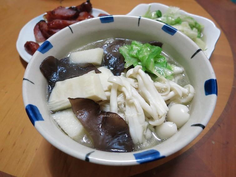 排骨湯,竹筍湯,香菇竹筍湯 @Amanda生活美食料理