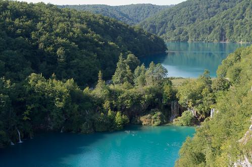 waterfall nationalpark turquoise croatia plitvice turchese 2011 plitvičkajezera likasenj