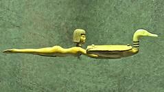 Swimmer spoon