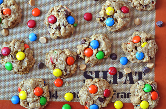 Best Ever Monster Cookies: PERFECTION.