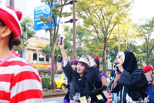 Kawasaki Halloween Parade 2013 47