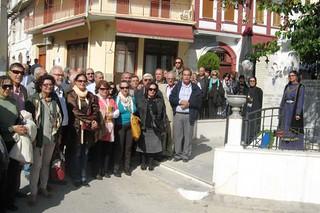 Ομοσπονδία Πολιτιστικών Συλλόγων και Σωματείων Νομού Σερρών  εκδρομή στο δήμο Εμμανουήλ Παπά