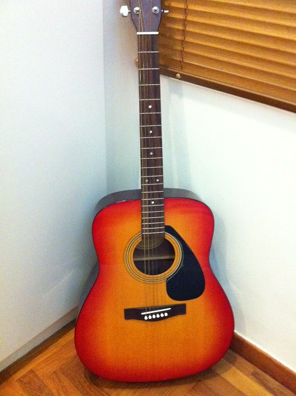 Cheap vintage guitar join. agree