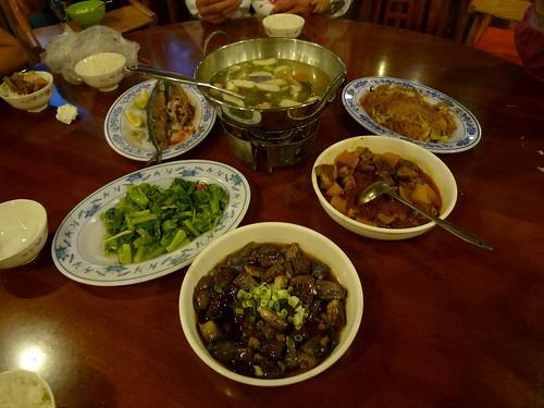 20130908-太平山莊晚餐