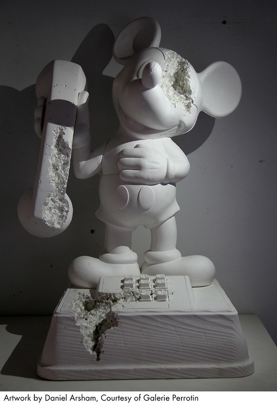 Daniel Arsham - #YESTERDAYSFUTURES at Espace Louis Vuitton Singapore