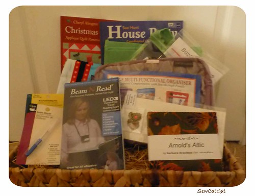 auction basket #15