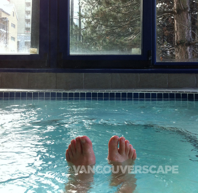 Whirlpool time at Hilton Whistler-1