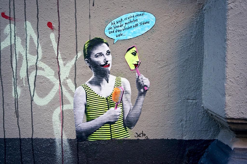 Street Art Jeto Hamburg