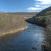 Lehigh River, from Nesquehoning Bridge, Lehigh Gorge State Park, Carbon County, PA by Brian Masney