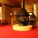 prairie inn fireplace by e50e