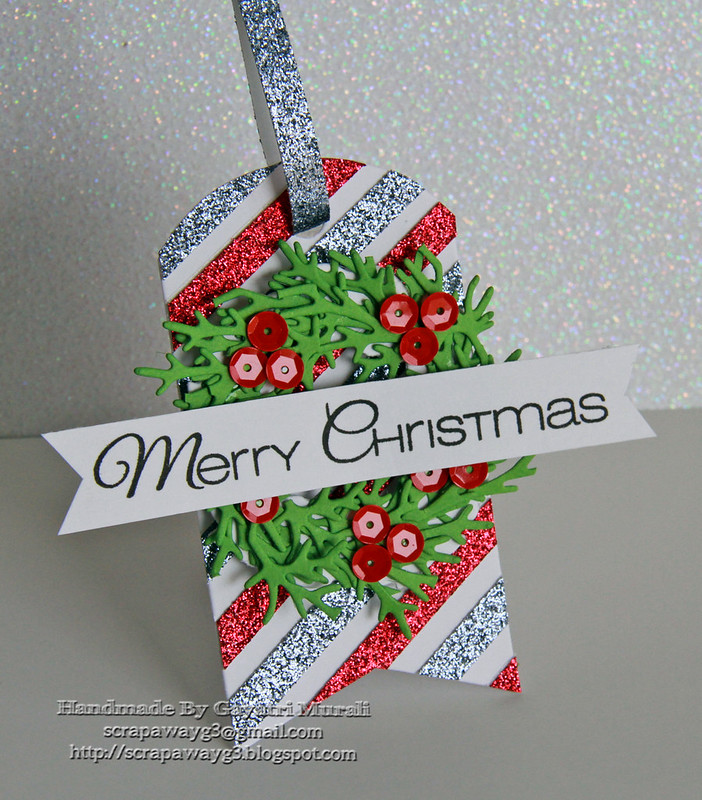 Christmas tag