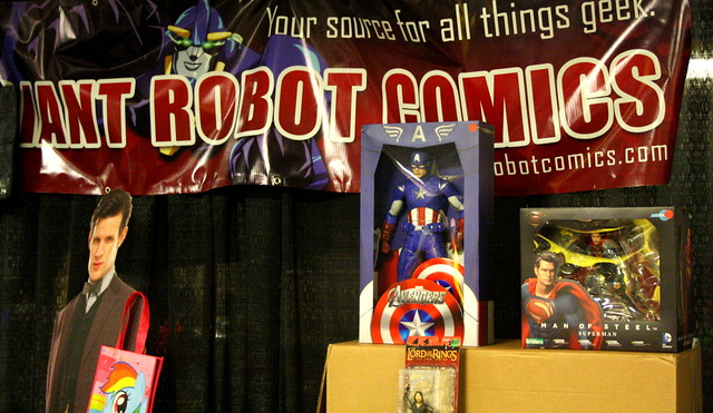 Crafters & Artisans at Hal-Con 2013