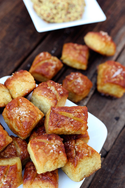 Gluten-free Soft Pretzel Bites