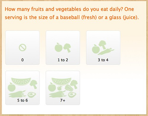 NUTRILITE® Supplement Recommender questions