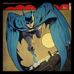 Bat wings on Batman. By Neal Adams. #comicbooks