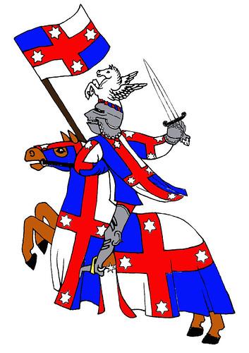 Lochac Equestrian Logo