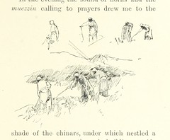 "British Library digitised image from page 137 of ""An Artist in the Himalayas ... Illustrated by over 100 original sketches made on the journey"""