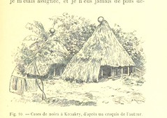 """British Library digitised image from page 89 of """"A la Côte occidentale d'Afrique"""""""