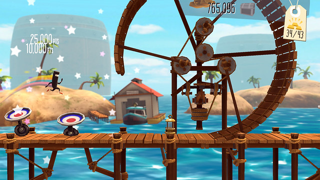 Runner 2 on PS Vita