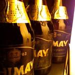 ベルギービール大好き!!シメイ・ブルー2003 Chimay Bleue @Dolphins