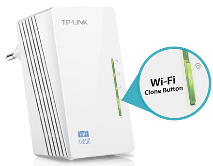 wifi extender powerline